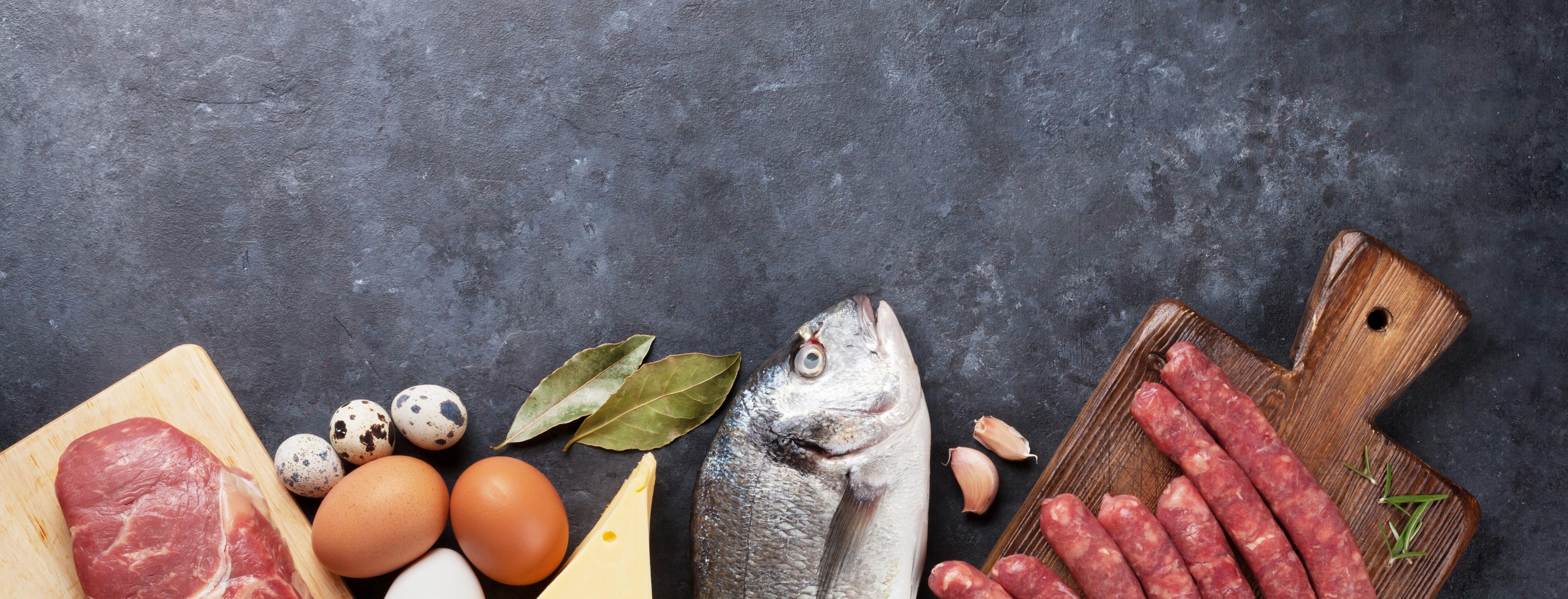 М'ясомолочна та рибна промисловість