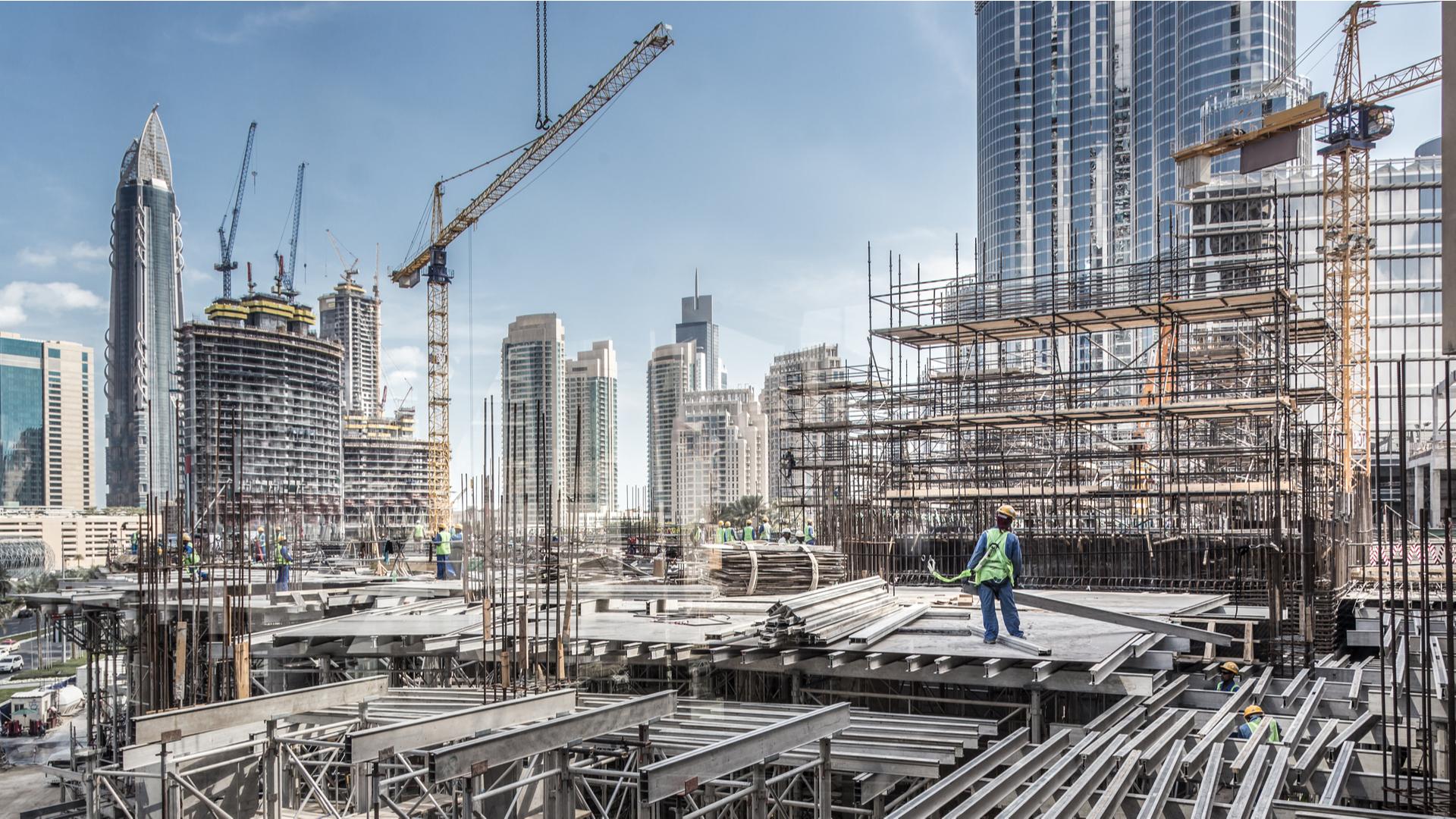 Будівництво та нерухомість