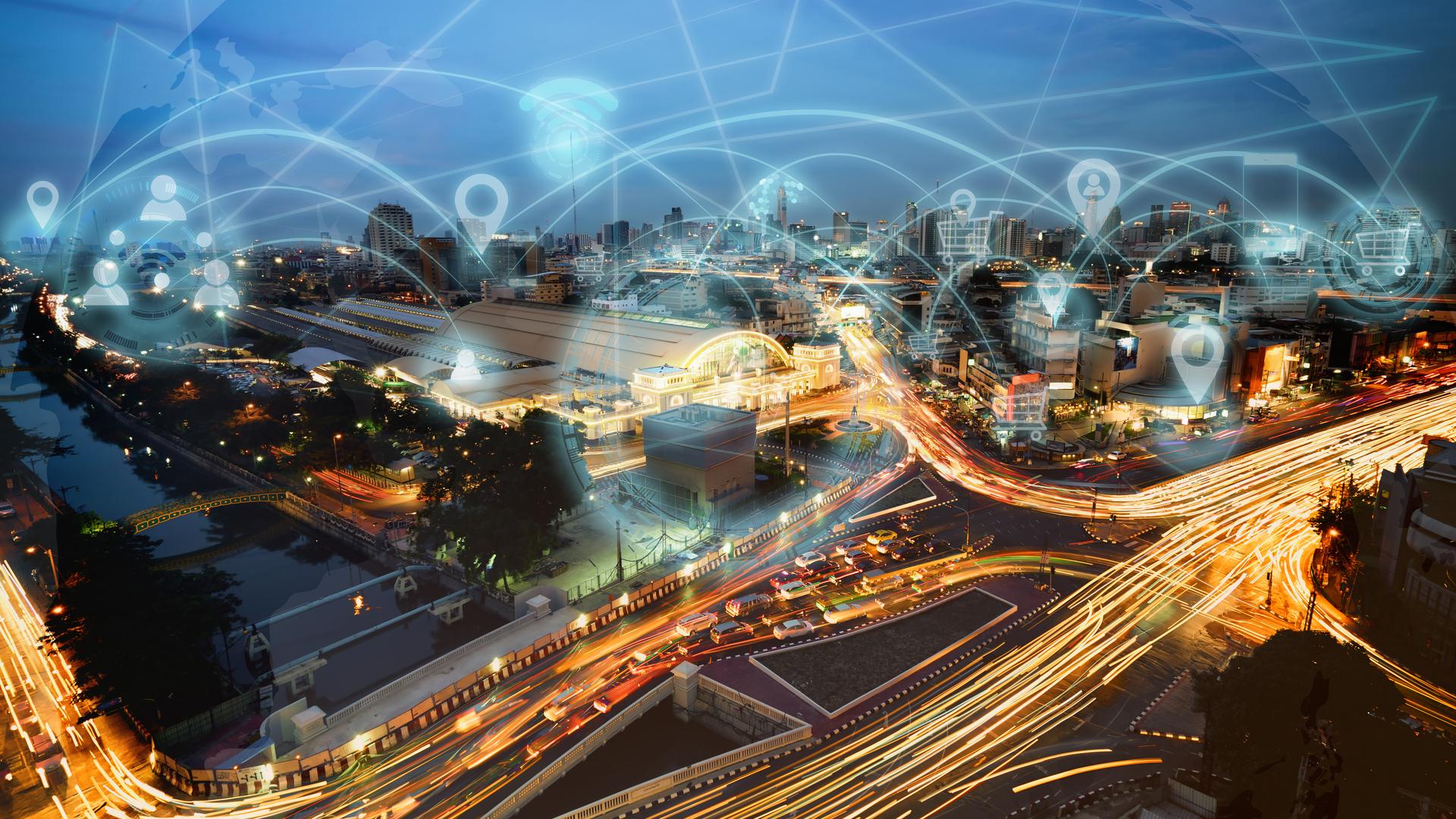 Інфраструктура, транспорт та логістика